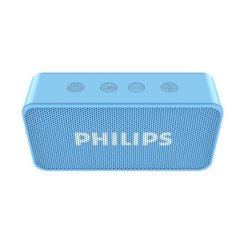philips bt64a bluetooth speaker 3D