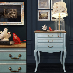 nightstand leontina model