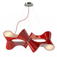 3D chandelier mantra 1542 ora