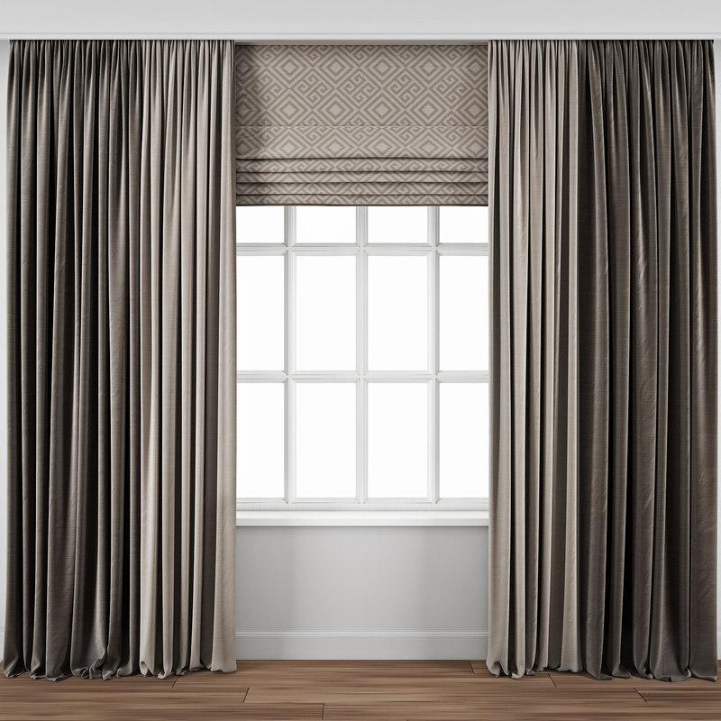 3D curtain 2011 version