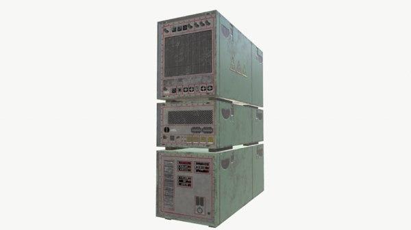 radio server model