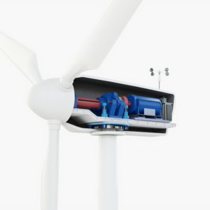 turbine wind model