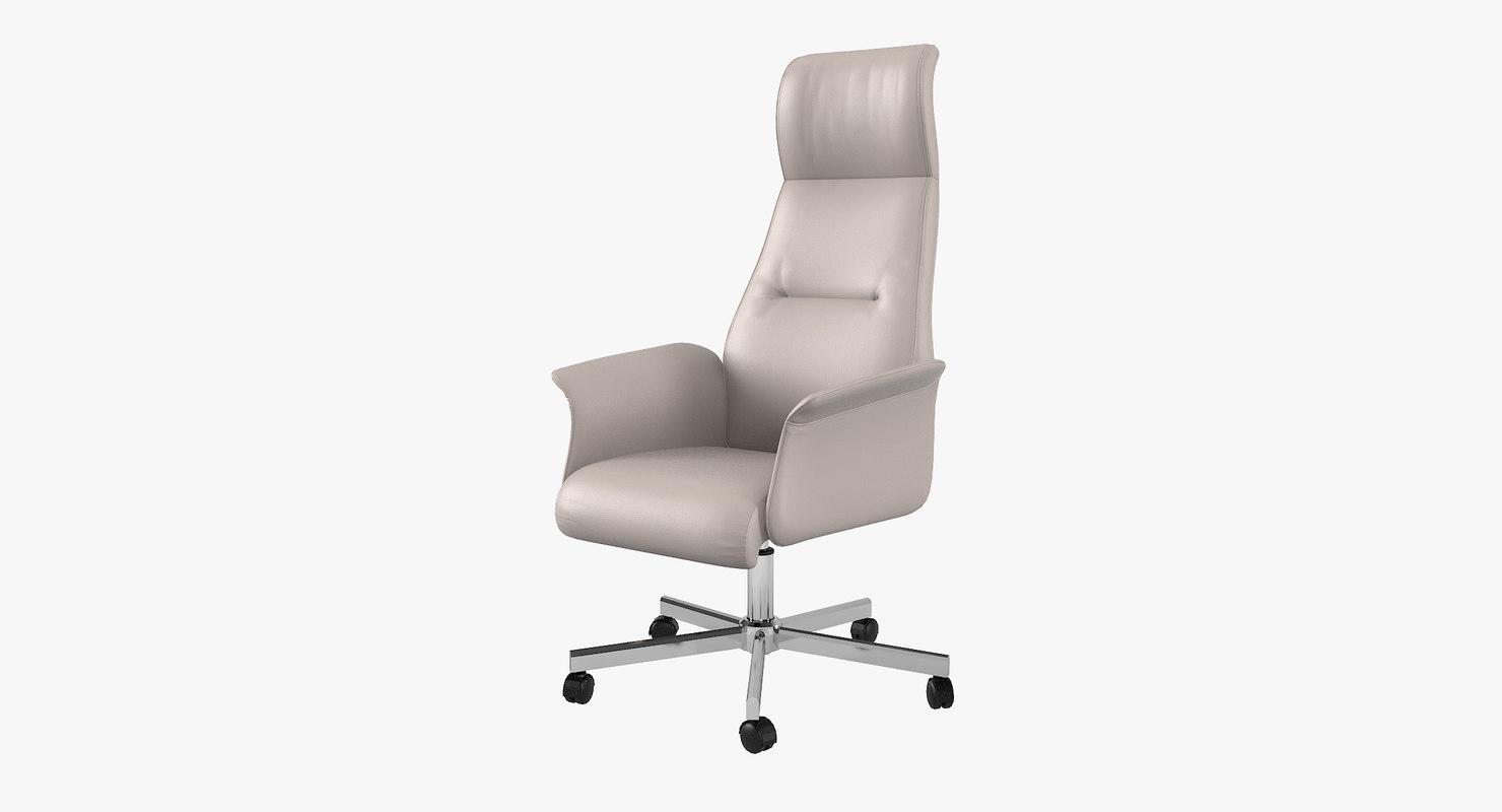 tomasucci office armchair penty model