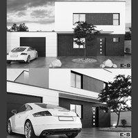 Architecture Exterior Visualization