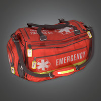 Medical Bag 01 (HPL) - PBR Game Ready