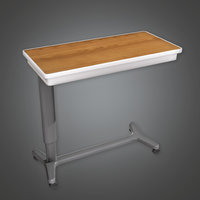 Hospital Side Table (HPL) - PBR Game Ready