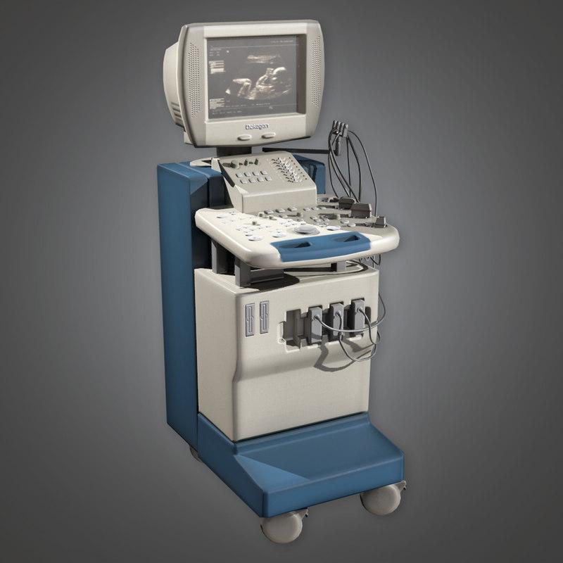 3D ready pbr - model