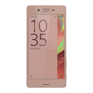 3D sony xperia x rose