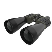 3D model binocular 12 36x lens70mm
