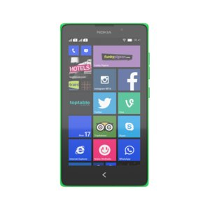 nokia xl gsm mobile phone model