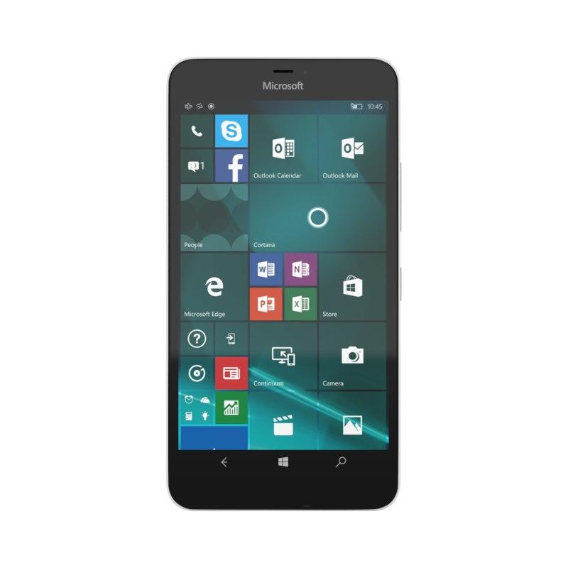 microsoft lumia 640 xl model