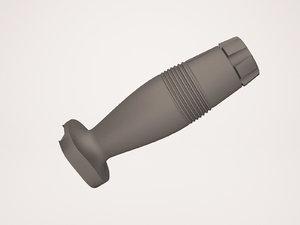 grip gun 3D