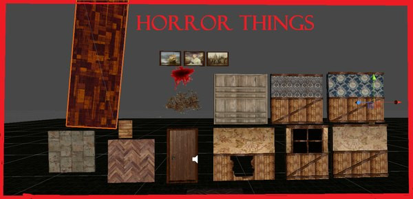 3D things horror