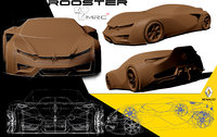 Renault concept GT