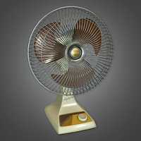 Fan Electric (TLS) - PBR Game Ready
