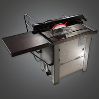 Table Saw (TLS) - PBR Game Ready