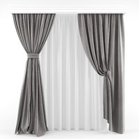 Curtains (tulle)blinds modern