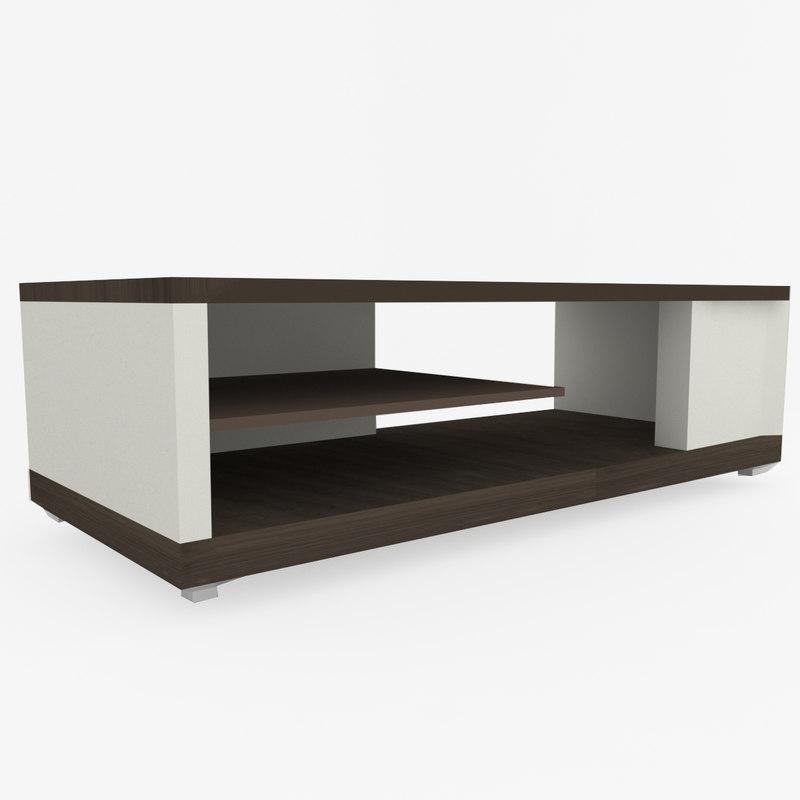 tv table model