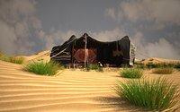 tent arab