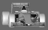 manor marussia mr03 season model
