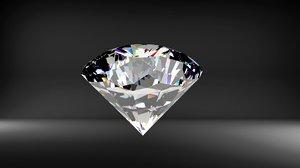 3D diamond stone