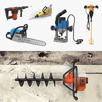 Industrial Power Tools Collection