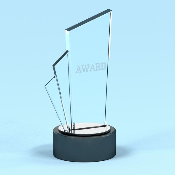 3D trophy 7