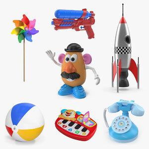 toys 2 model