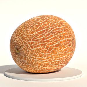 fruits food 3D model
