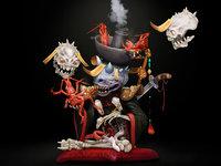 hotpot eating demon 3D model