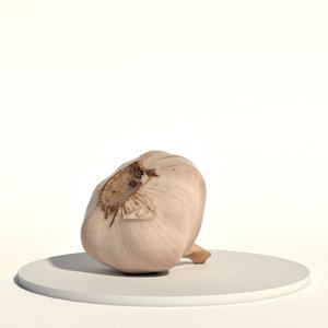 vegetable food 3D