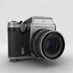 3D pentacon tl
