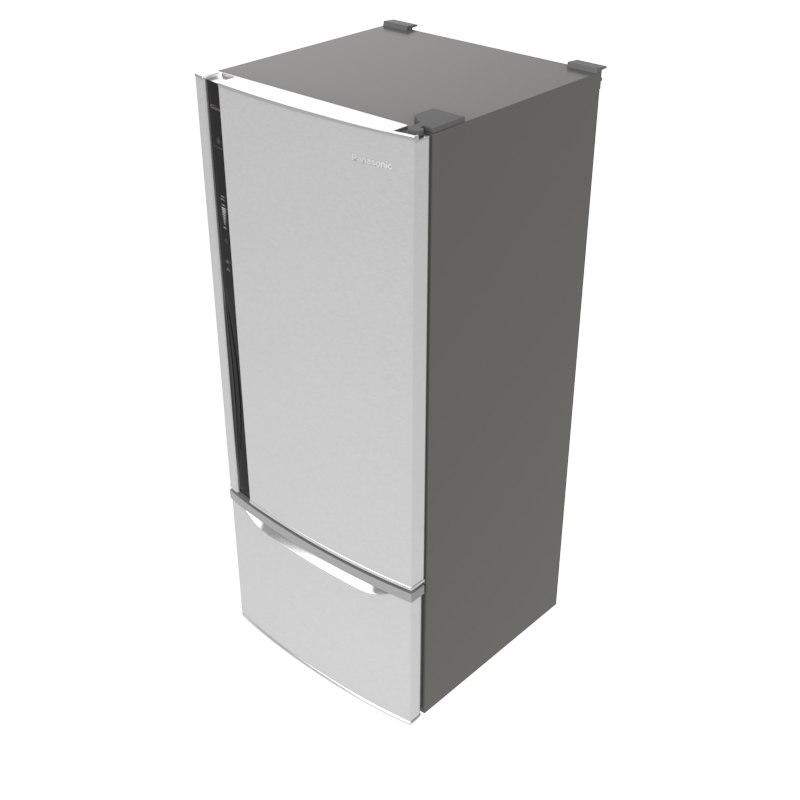 3D panasonic ref 602511l nrb602x