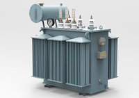 oil power transformer model