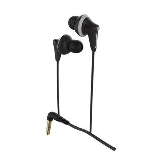 3D panasonic hje125e earphones black model