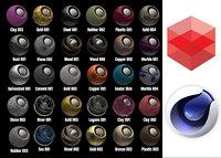 3D model redshift shader 1