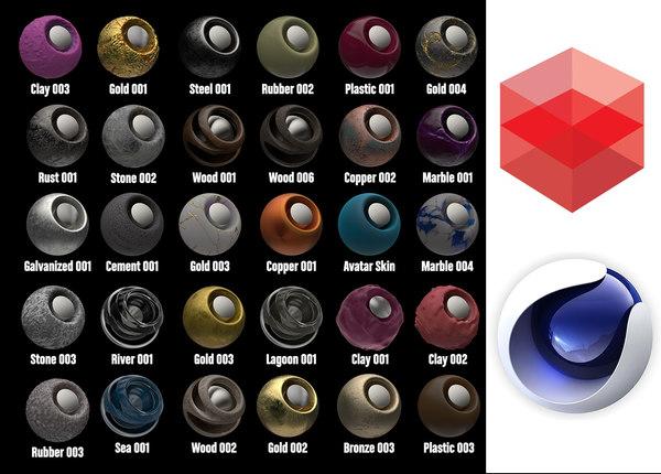 3D model redshift shader 1