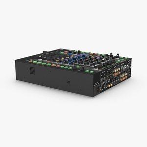 4-channel-mixer 3D