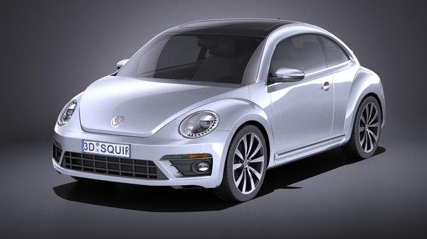 2014 beetle r model