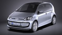 volkswagen up! 2013 model