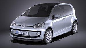 volkswagen up! 2013 model