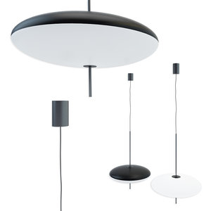 gino sarfatti 2065 ceiling light model