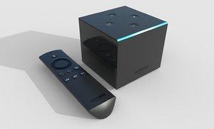 amazon tv cube model