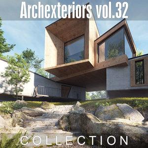 archexteriors vol 32 model