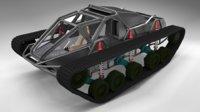 luxury tank