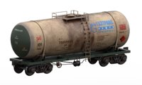 vagon-tank lowpoly 4k textures