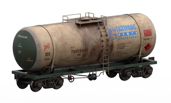tank vagon model
