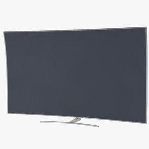 samsung q8 tv 3D