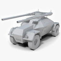military vehicle jarmila ii model