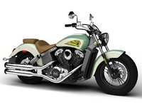 3D indian scout abs 2018